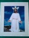 Fotografía del Cristo de la Oración de 26x31cm