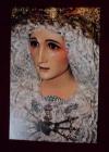 Estampa Virgen de los Dolores 15x10cm